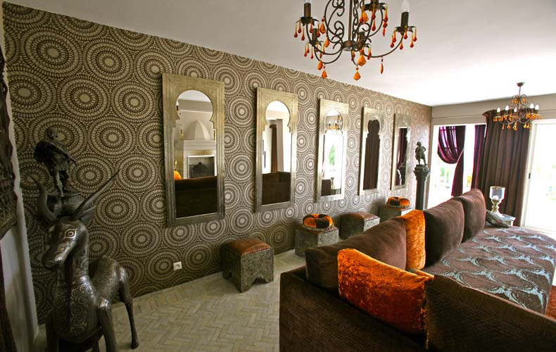 The Moroccan interior design style - The Grey Home