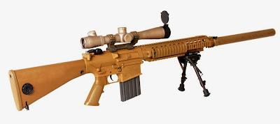 KAC M110 SASS Sniper Rifle. Prokimal Online Kotabumi Lampung Utara