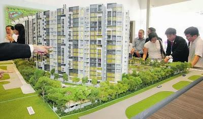Singapore Refining the Executive Condominium Housing Scheme 09 December 2013