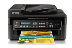 Epson Workforce WF2530 Driver Free Download