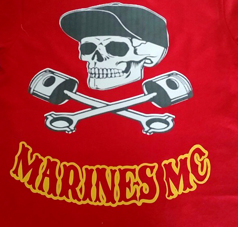 Marines MC Shirt