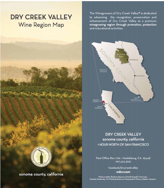 Savvy In San Francisco: Dry Creek Valley
