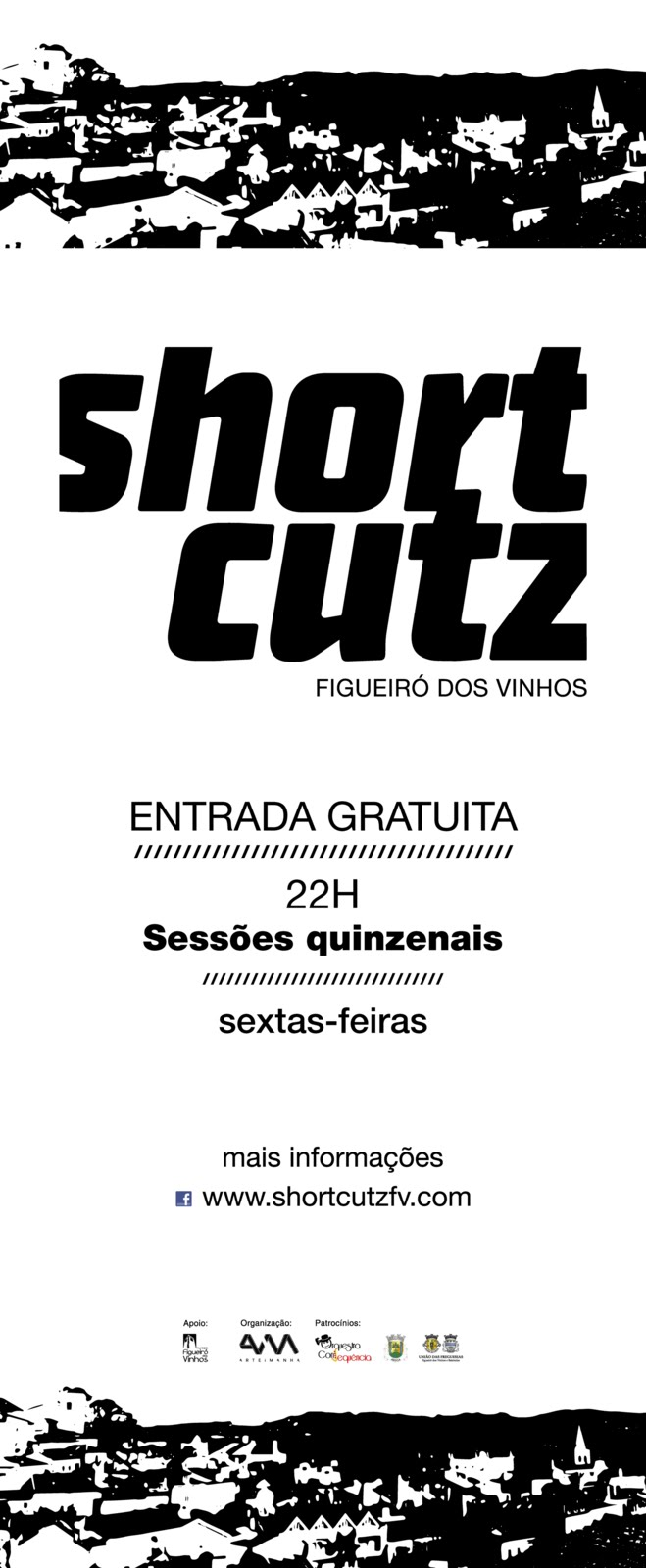 Jurada do Shortcutz Figueiró dos Vinhos