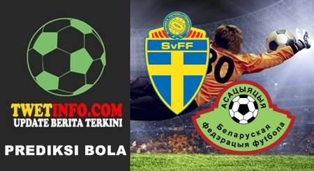 Prediksi Sweden U19 vs Belarus U19