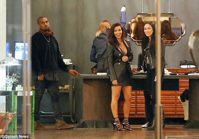 kim kardashian kanye west virgil abloh yeezus pop up store melbourne zambesi