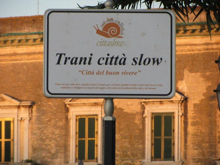 Trani la perla dell 39 adriatico trani citt slow citt - Di trani porte ...