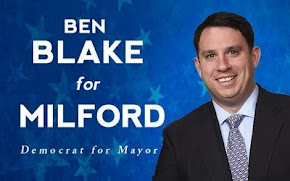 I Supported Ben Blake for Mayor of Milford