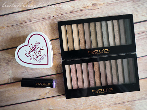 New In: Makeup Revolution.