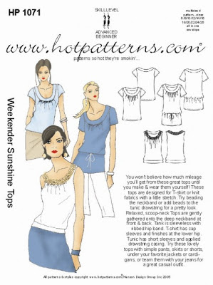 Self-Imposed Hot Patterns Challenge