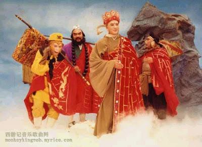 HÌnh Ảnh Diễn Viên Phim Tây Du Ký 1986
