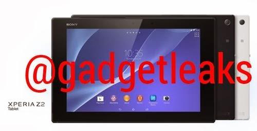 Sony, Sony Xperia Tablet Z2, Xperia Tablet Z2