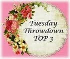 Top 3 @ Tuesday Throwdown August 5th