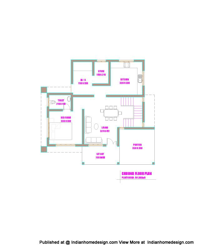 Kerala Model Home Plans: House Plans Kerala Model New Hair Shows