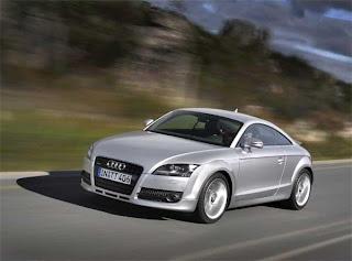 Famous Audi tt