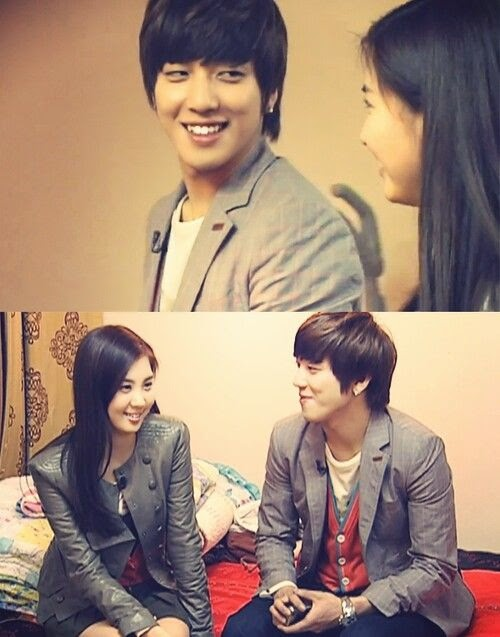 seohyun and yonghwa off screen relationship