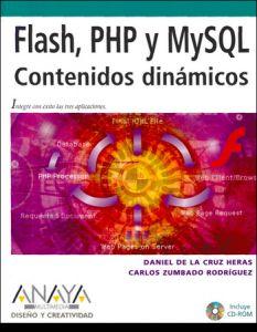 Flash, PHP Y MySQL: Contenidos Dinámico