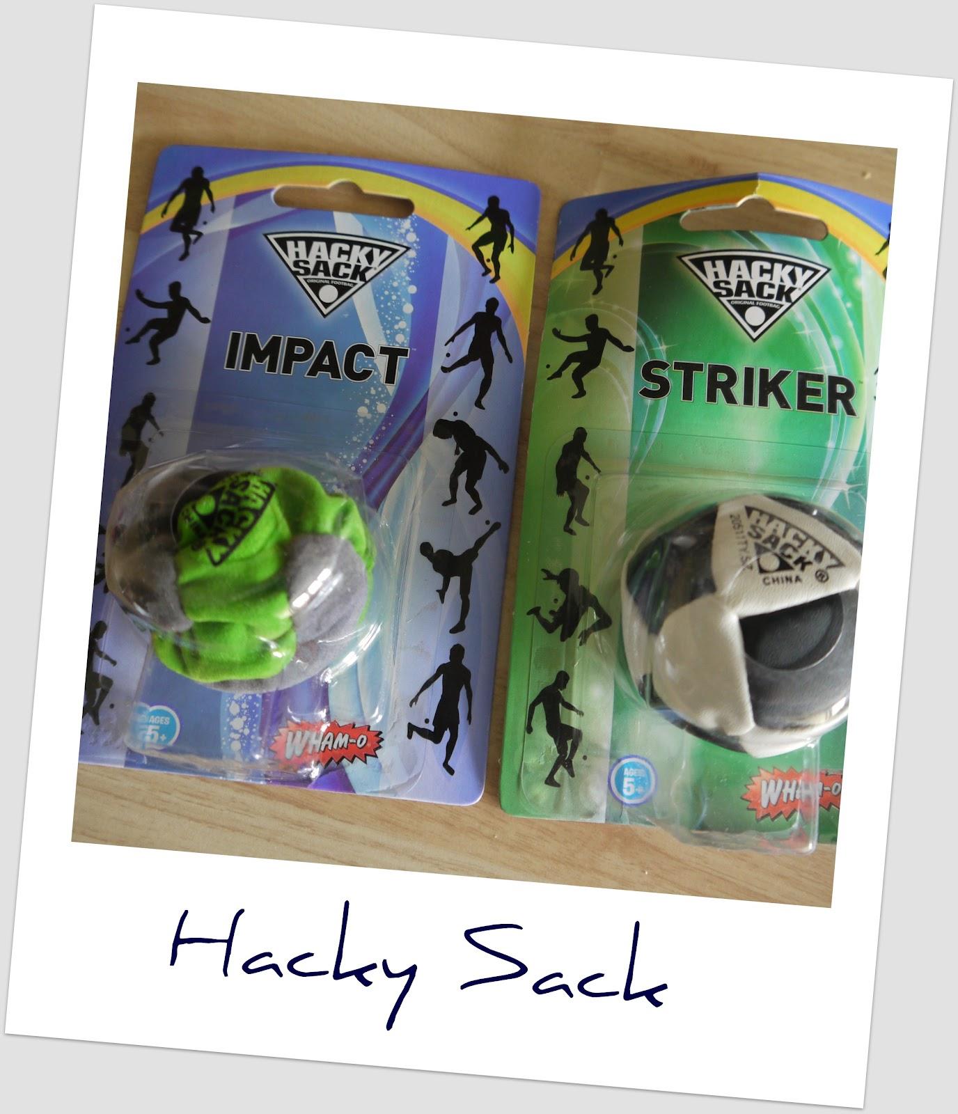 hacky sack skills