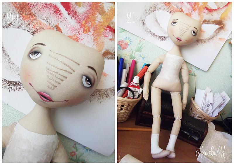 Как сшить куклу своими руками выкройки фото для начинающих