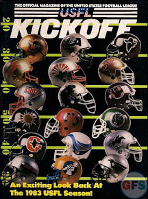 The USFL Scrapbook