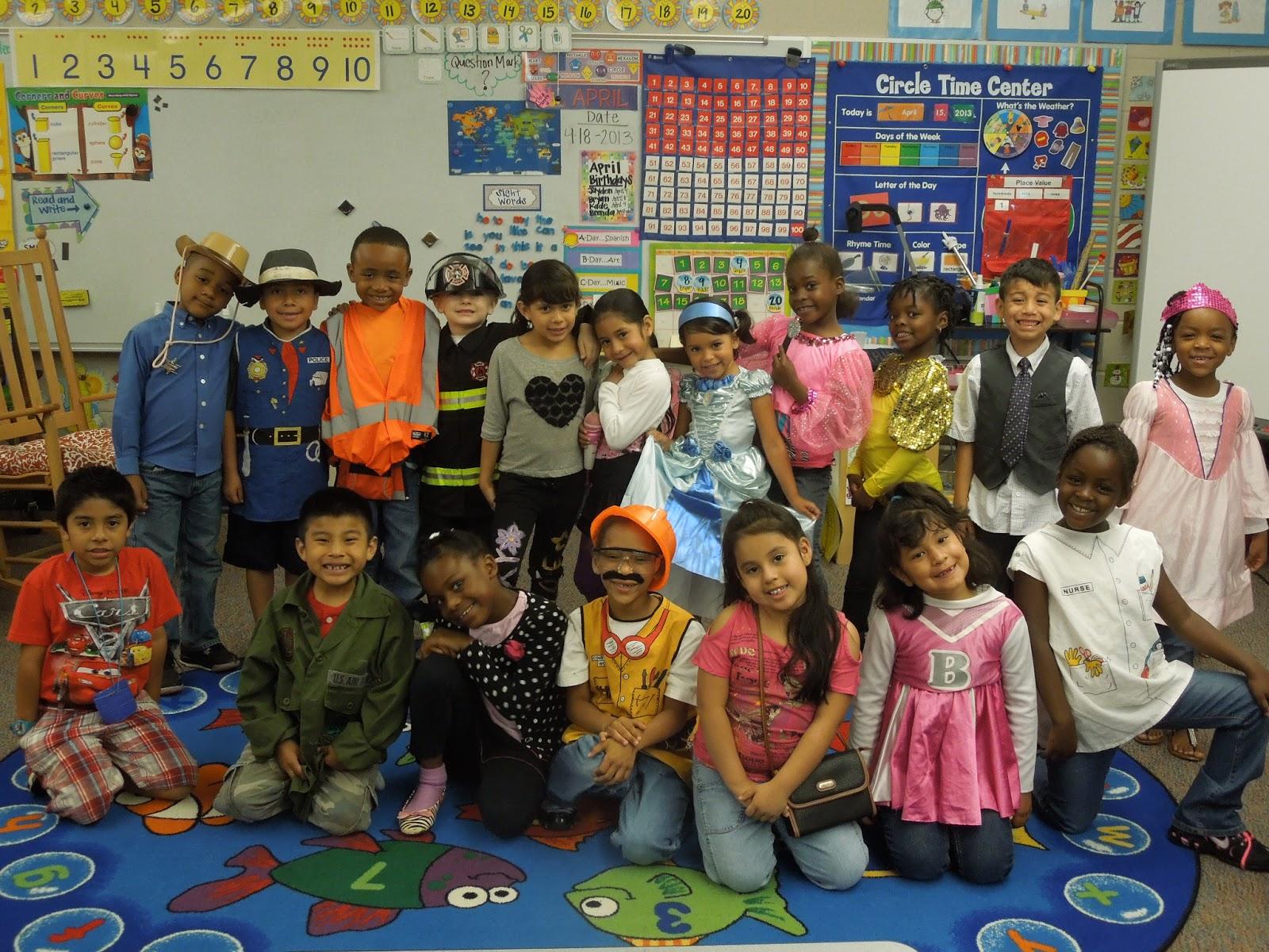 miss jones u0027 kindergarten class april 2013