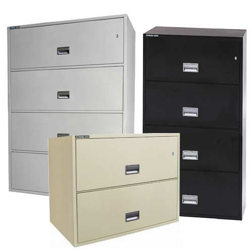 Buyer 39 s guide an overview of the different types of filing cabinets - Types of file cabinets for a home office ...