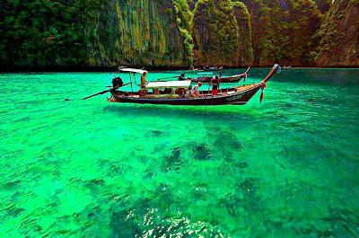 Percutian Indah Alam semulajadi Ketenangan Hati dan Minda