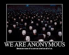 Mensaje de Anonymous al Pueblo Español !!