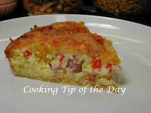 Mexican Breakfast Pie