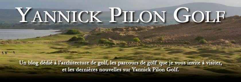 Yannick Pilon Golf