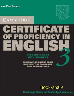 Welcome to man kor ey mar 11 2011 cambridge certificate of proficiency in english 3 students book with answers fandeluxe Gallery