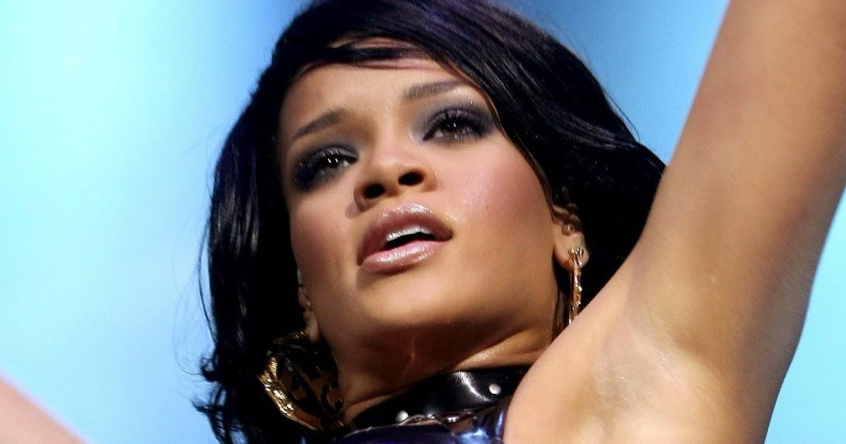 Armpit Paradise: Celebripits - Rihanna Rihanna