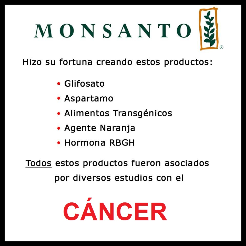 Qui n es monsanto taringa - Alimentos que evitan el cancer ...