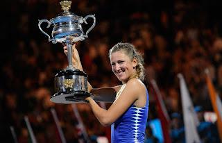 Victoria Azarenka is the new Australian Open Women's Champion