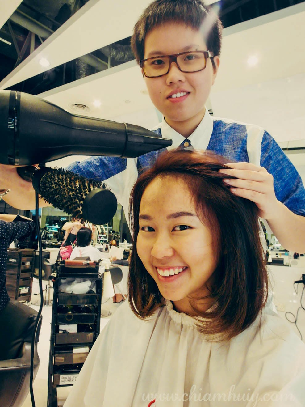 Pro Trim Hair Salon Singapore How To Save Damaged Hair Celine