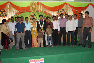 SCS Team AV Rajesh Marriage