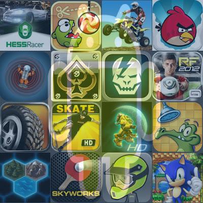 Coleccion de 50 Juegos Android