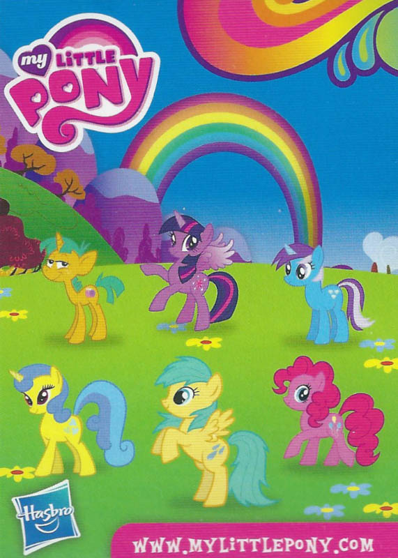 MLP Sunshower Raindrops Blind Bag Cards  MLP Merch # Sunshower Mlp_175524
