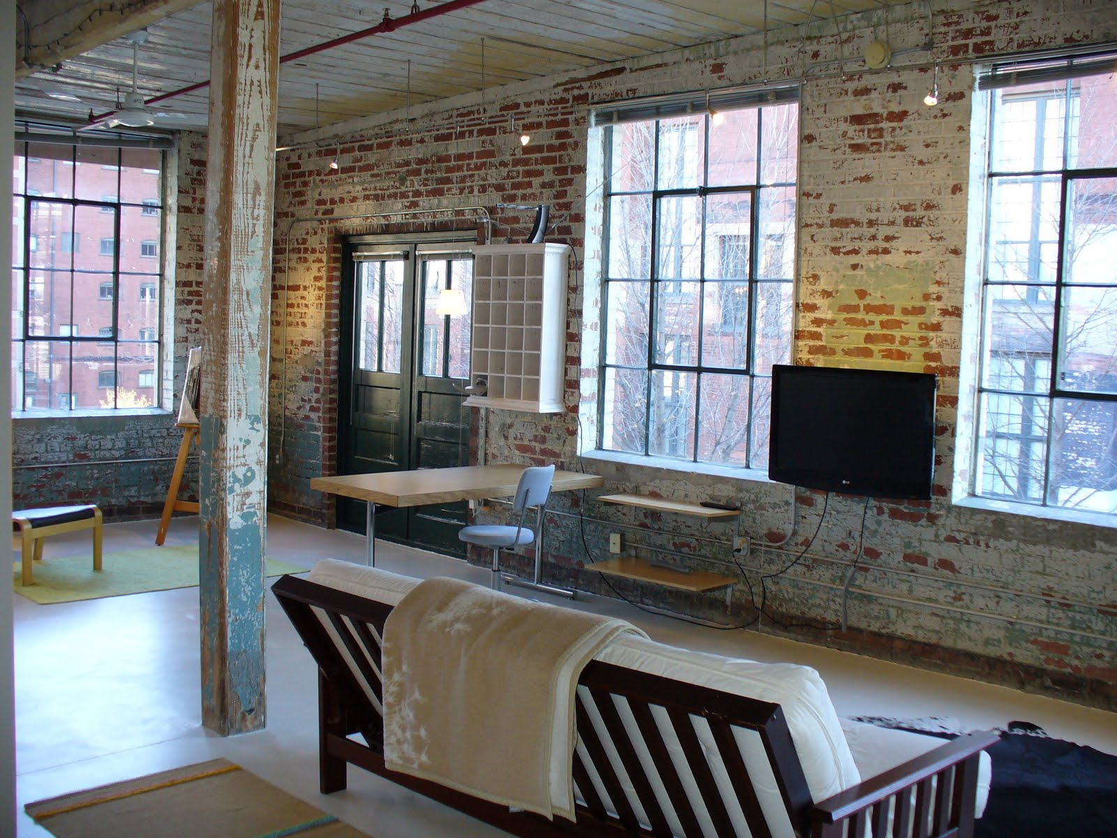 Atlanta Real Estate Leased Historic Studio Loft Now