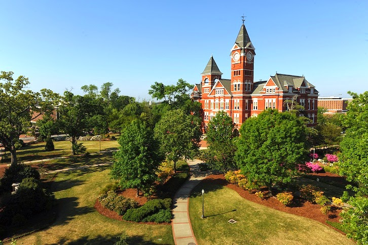 Auburn University Expands Global Footprint. Launches New Efforts to ...