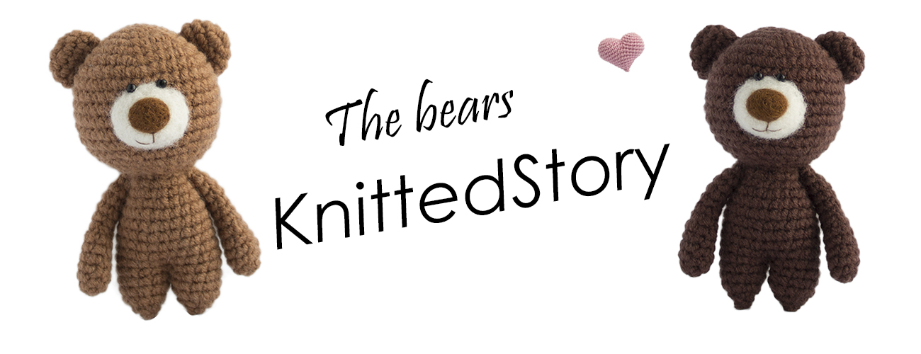 About bears of KnittedStory