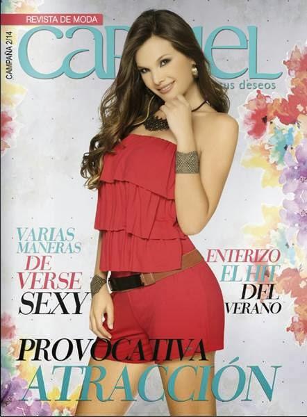 catalogo carmel moda campaña 2 2014