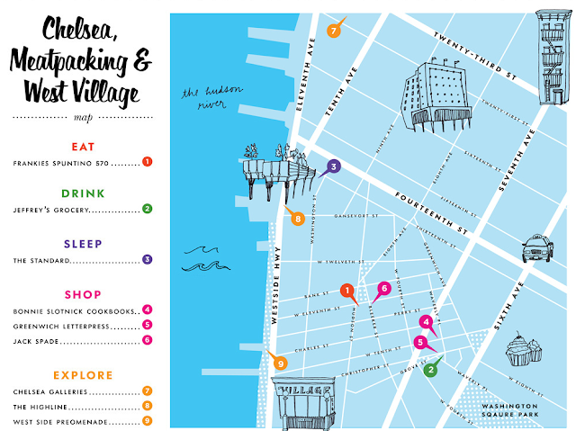 City Guide: Chelsea, Meatpacking & West Village