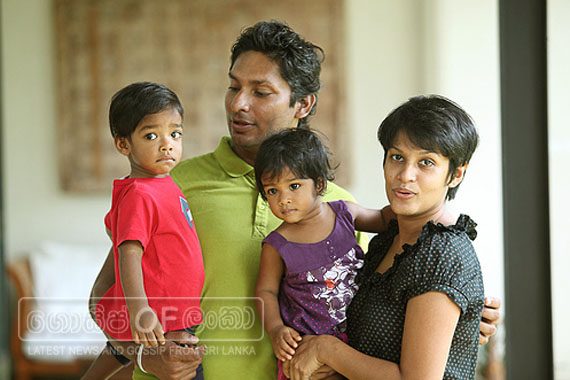 Gossip chat with Kumar Sangakkara's wife Yehali