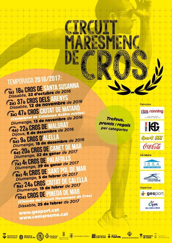 CIRCUIT MARESMENC DE CROS