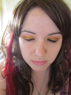 Maquillage avec la palette Dare de Sigma!