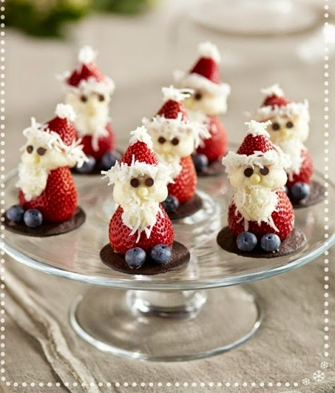 Creative christmas decorating ideas with fruits creative for Decoration fruit