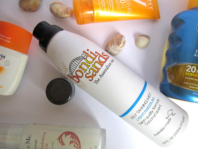 bondi sands tanning mist review