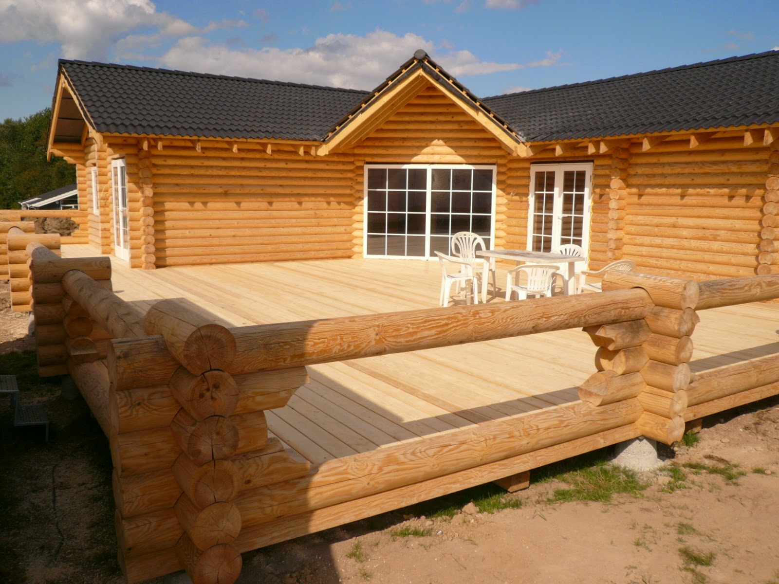 High Quality Cheap Wooden Holiday Houses