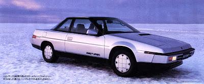 Subary XT / Alcyone. Subaru SVX punto es