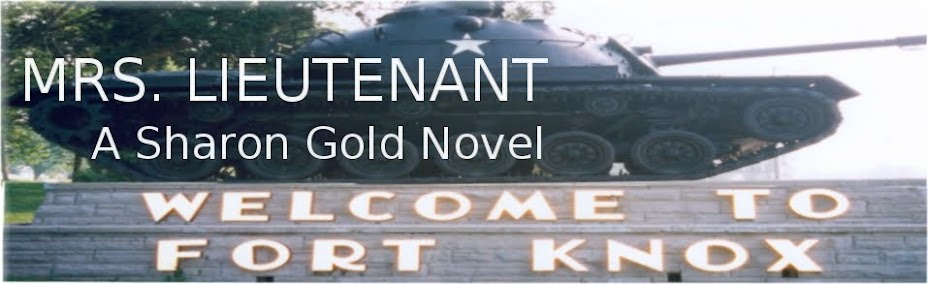 MRS. LIEUTENANT: A SHARON GOLD NOVEL